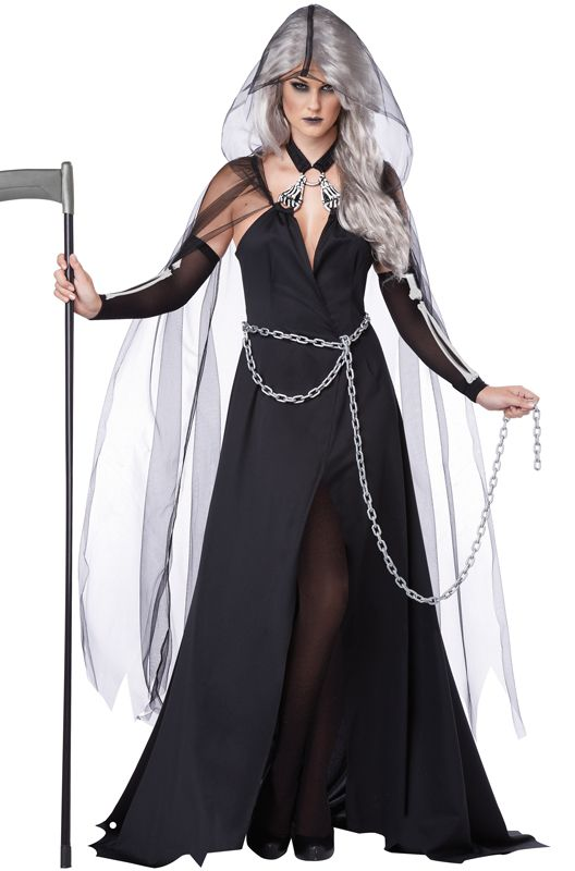 e3108dc22d Lady Reaper Adult Costume #Halloween #costumes #grimreaper | Holiday ...