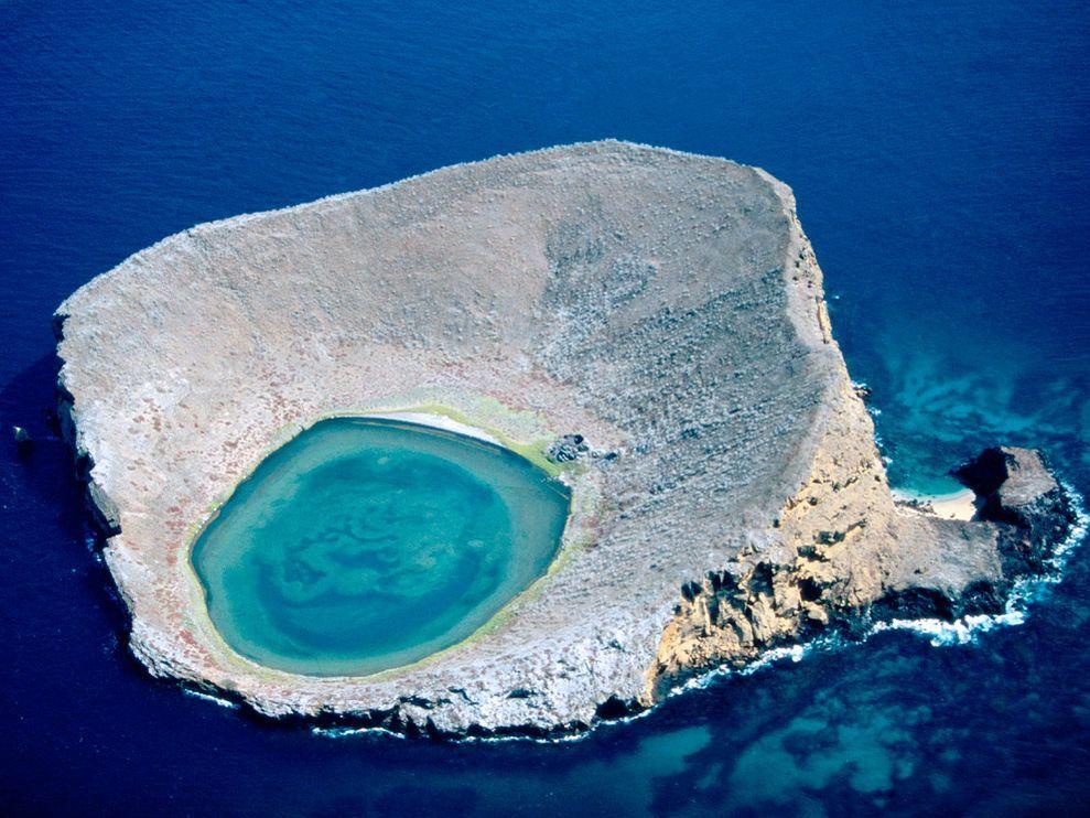 Galápagos Lagoon