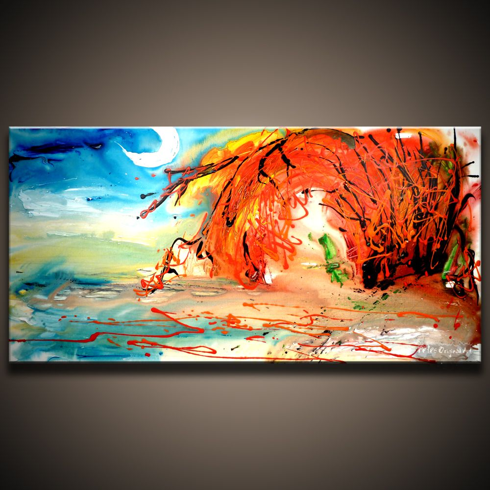 high intensity abstract painting - Google Search | Sueno | Pinterest