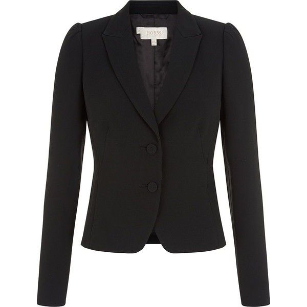 Hobbs Karolina Jacket 89 Liked On Polyvore Featuring Outerwear Jackets Black Clearance Hobbs Jackets Hobbs Cardigan Hobbs Coat Hobbs Jacket Jackets