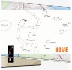 Marcher à Rome Balade Itinéraire Promenade à Pieds Voyage Conseils - Cours de cuisine rome