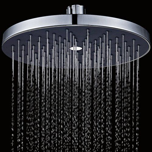 Cheap Zhende Extra Large 8 Inch Fixed Mount Rainfall Showerhead