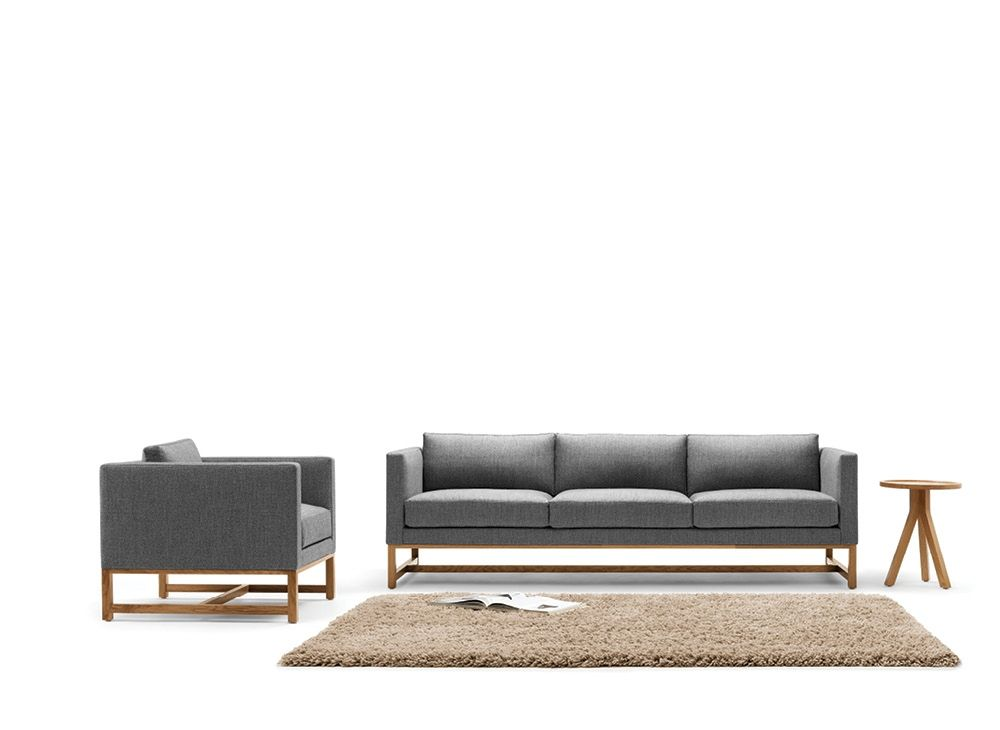 Lyndon Contemporary Office Furniture Contemporary Sofa