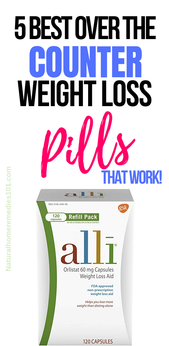 What pills help you lose weight fast