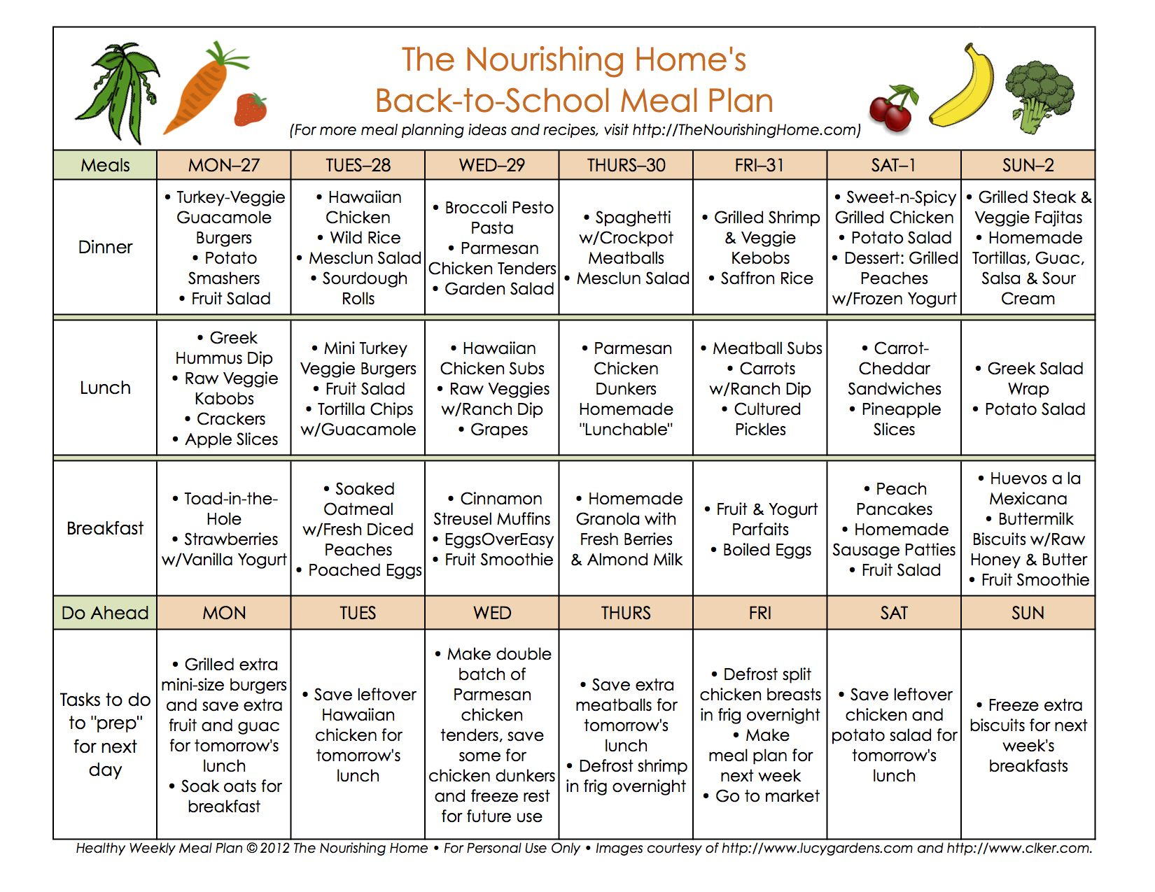 Home delivery diet meal plans photo 4