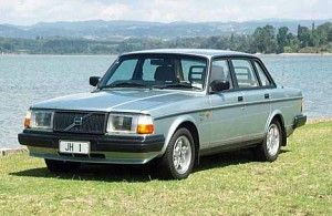 Old volvo cars