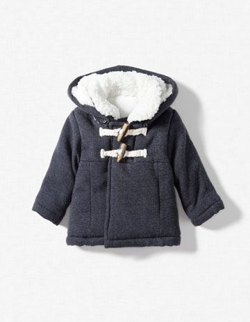 Zara baby (With images)   Kids couture, Zara baby, Cute coats