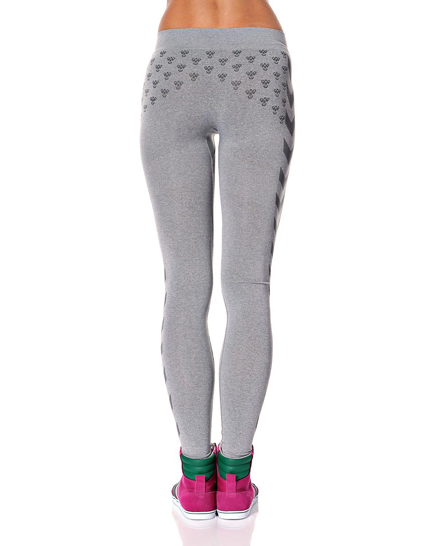 b76ffcf5de9 Hummel Fashion CLOE – Leggings – Gråmeleret | Training | Sneakers