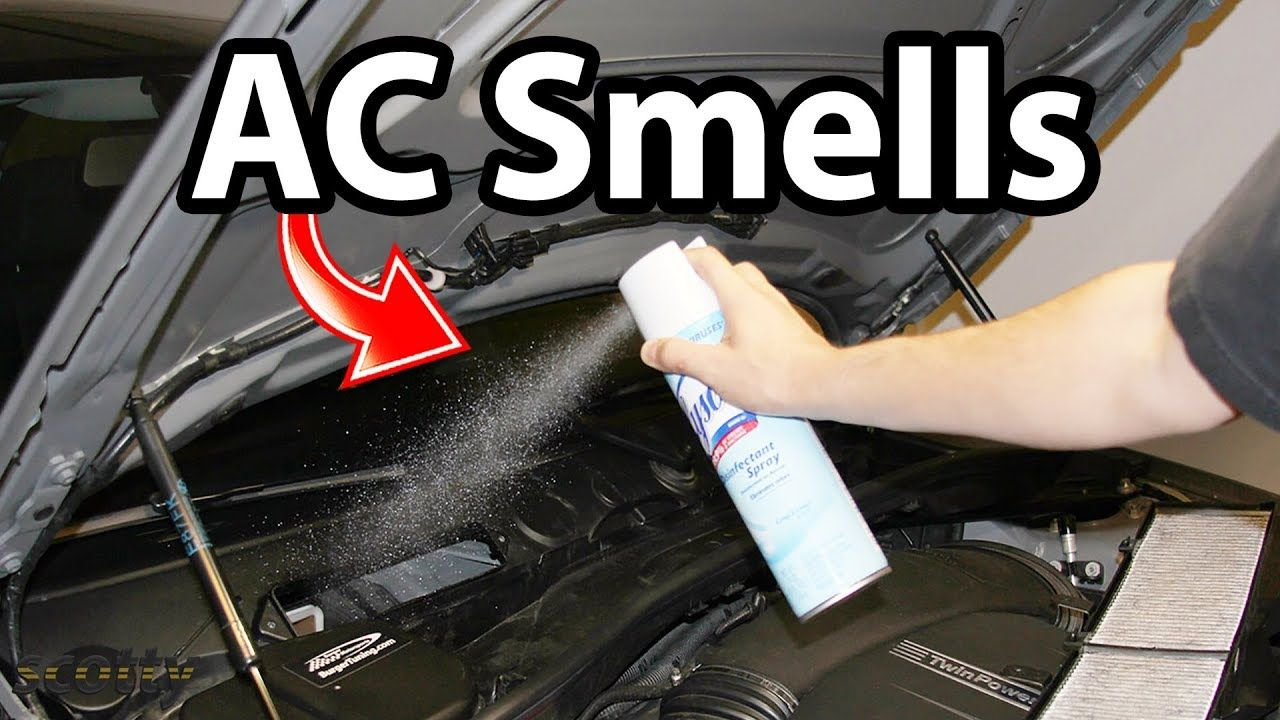 How to Remove AC Smells in Your Car (Odor Life Hack) Car