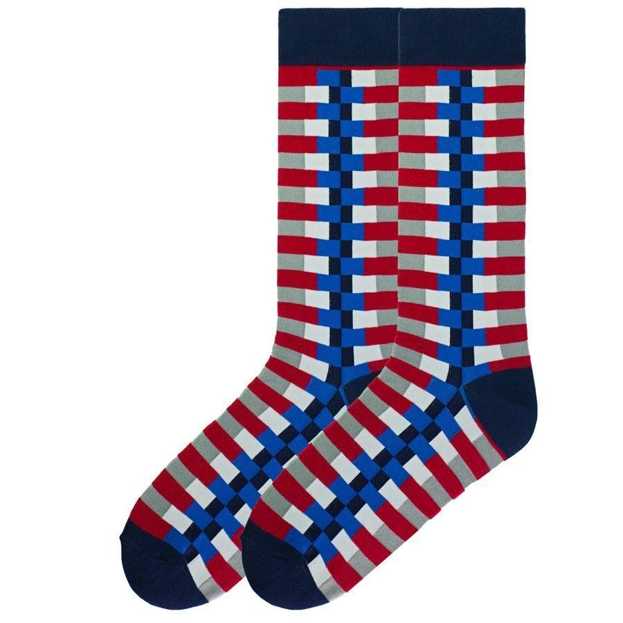K Bell Mens Zipper Stripe Socks Mens Socks Socks Striped Socks