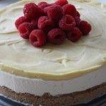 Maailman paras juustokakku, Gluteeniton Sitruunajuustokakku dulce de lechen kera