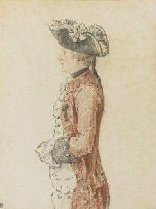 Louis+Carrogis,+Dit+Carmontelle+-+Portrait+Of+The+Chevalier+De+Lézay+c+1765.jpg (225×300)