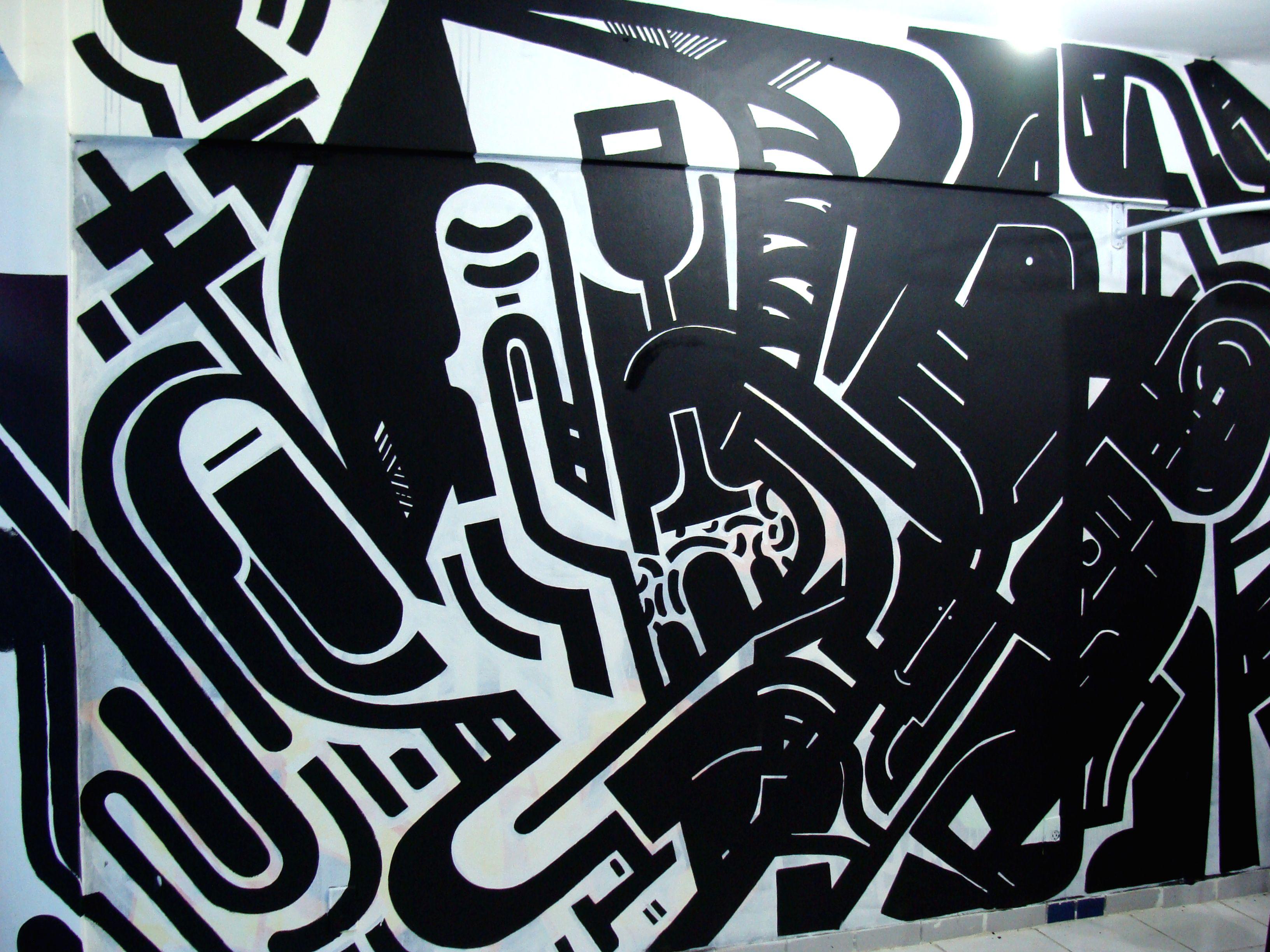Exposição espírito urbano pintura ren e pontello street art