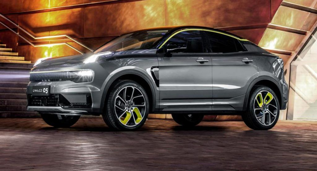 Lynk Co S 05 Is A Sleek Coupe Suv Exclusive To China Suv
