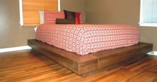 1000+ images about Platform Bed on Pinterest | Platform bed frame, Diy platform bed and Diy bed frame - Images About Platform Bed On Pinterest Platform Bed Frame