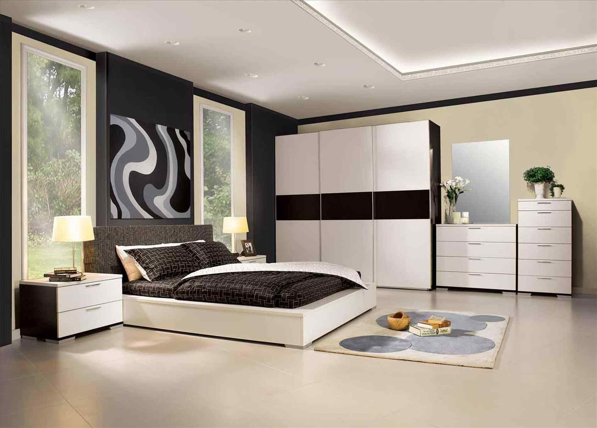 Simple Bedroom Designs With Wardrobe  Simple Bedroom Foxy Modern