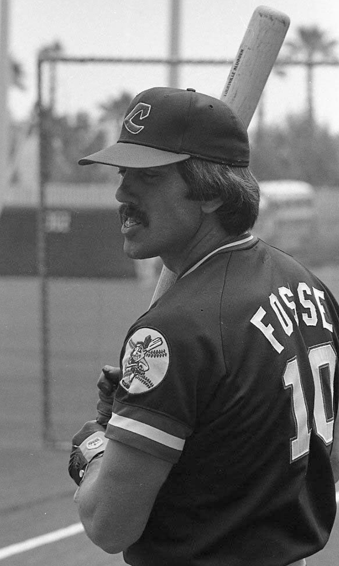 Ray Fosse Cleveland Indians Cleveland Indians Cleveland Indians Baseball Indians Baseball