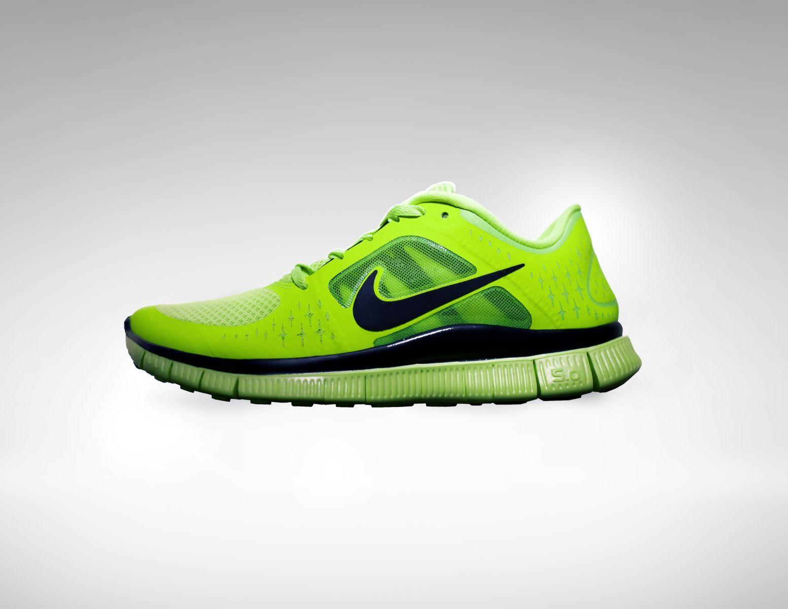 Nike Free Run iD – Green/Green – SXSW Exclusive