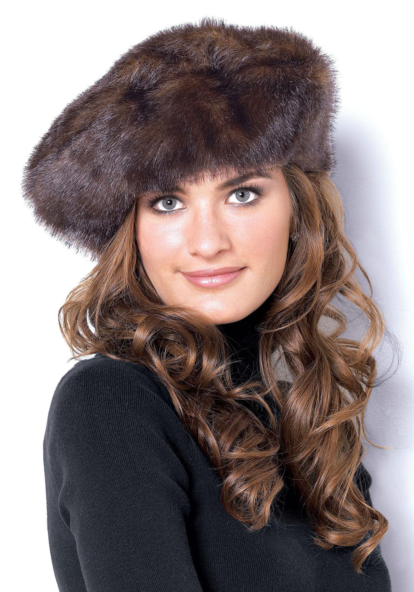 60de9c45e $49 Tam style hat in sable | Winter Wedding Ideas | Fabulous furs ...