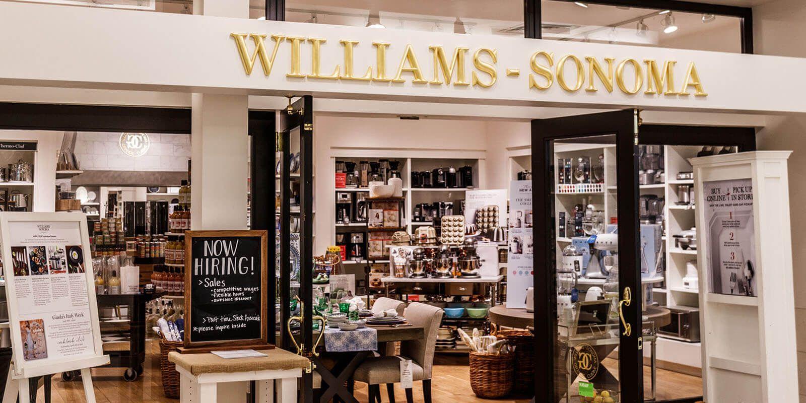 WilliamsSonoma Hiring Remote Customer Service Jobs Now