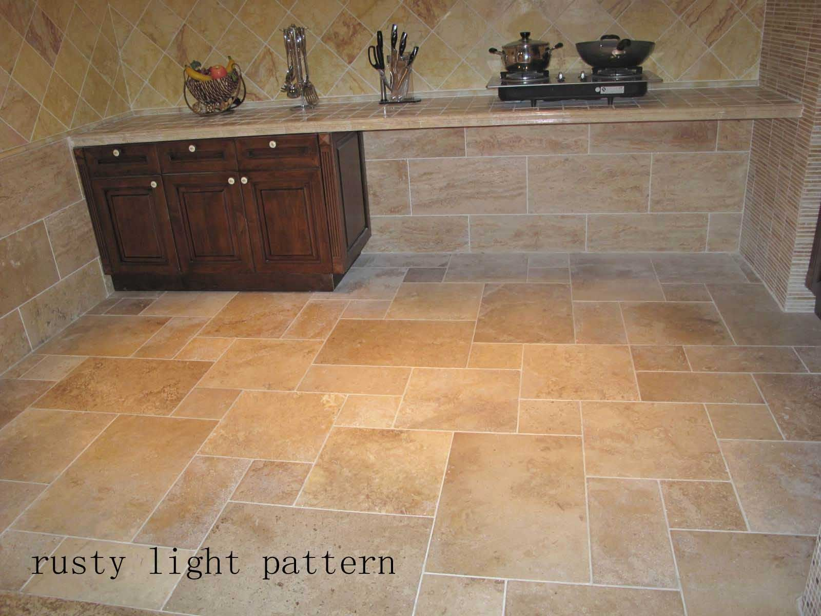 Travertine tile floor photos google search laundry room custom fabricated granite countertops and marble vanity tops how to seal travertine floor tiles doublecrazyfo Images