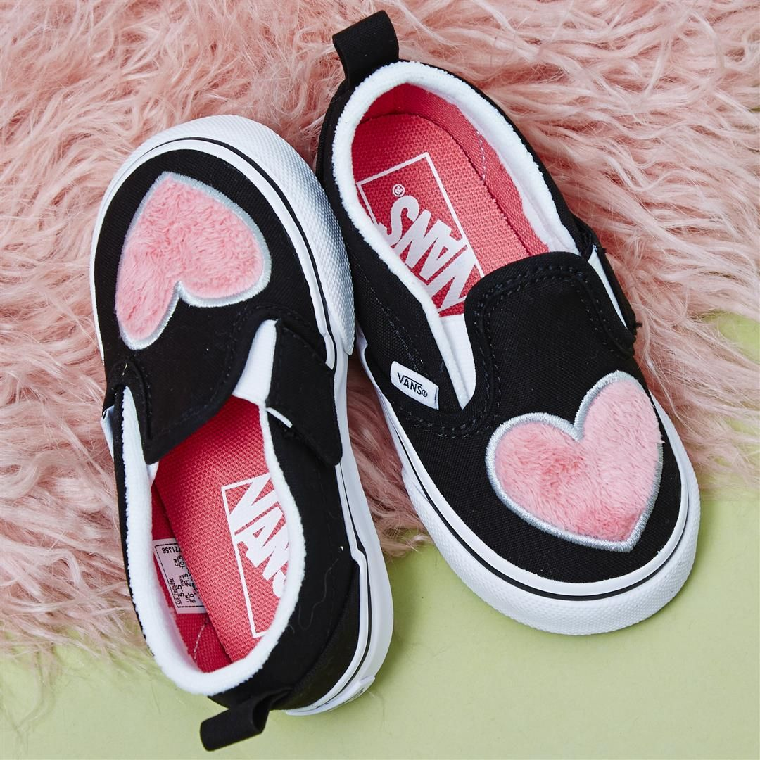 Clic Slip On Toddlers Trainers Kid Shoes Vans Toddler