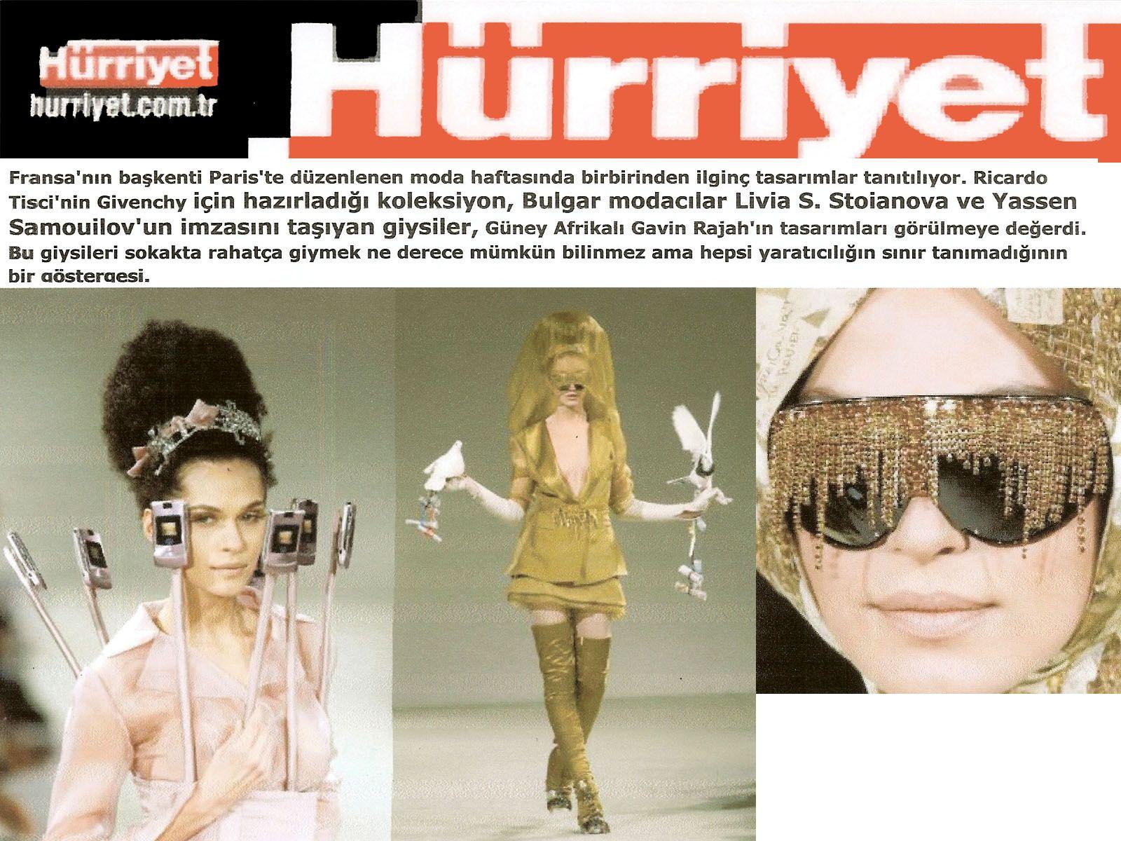 Hurryiet 2007 Couture by on aura tout vu