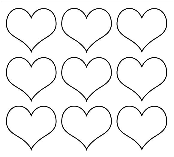 heart template to cut out heart-template-cut-out | Fun for Children | Pinterest | Heart ...