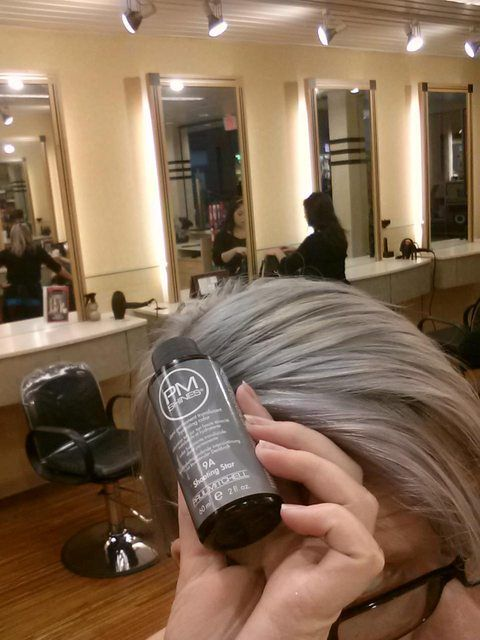 For Those Of You Wanting To Know How To Get Silver Hair Silver Hair Color Hair Color Formulas Grey Hair Color