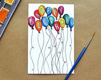 Afbeeldingsresultaat voor happy birthday painting kaarten maken afbeeldingsresultaat voor happy birthday painting birthday cardshappy birthdaywatercolourgreeting bookmarktalkfo Gallery