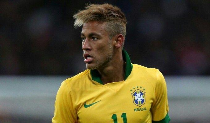 Neymar Jr, Capelli