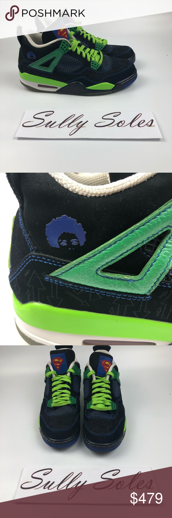 a91d22c8f02bcc Jordan retro 4 doernbecher size 12 with box Welcome Questions  Usually  Answered Within The Hour
