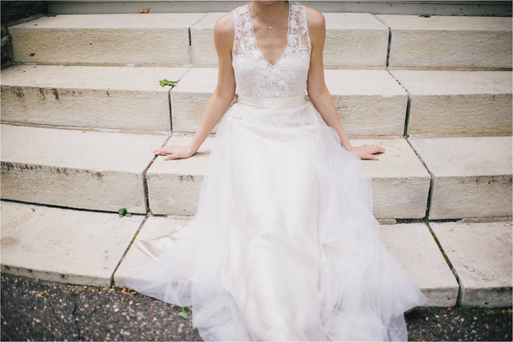 Second Hand Wedding Dresses Shops BHLDN Onyx Gown