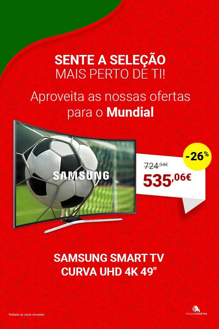 b54ec99adf asseguramos-te que a SAMSUNG SMART TV CURVA UHD 4K 49