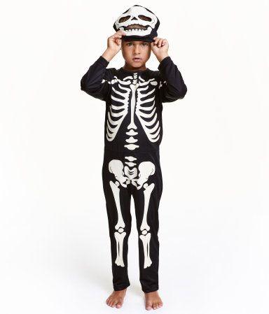 Hm Halloween.Kids Skeleton Costume 24 99 H M Halloween 2016