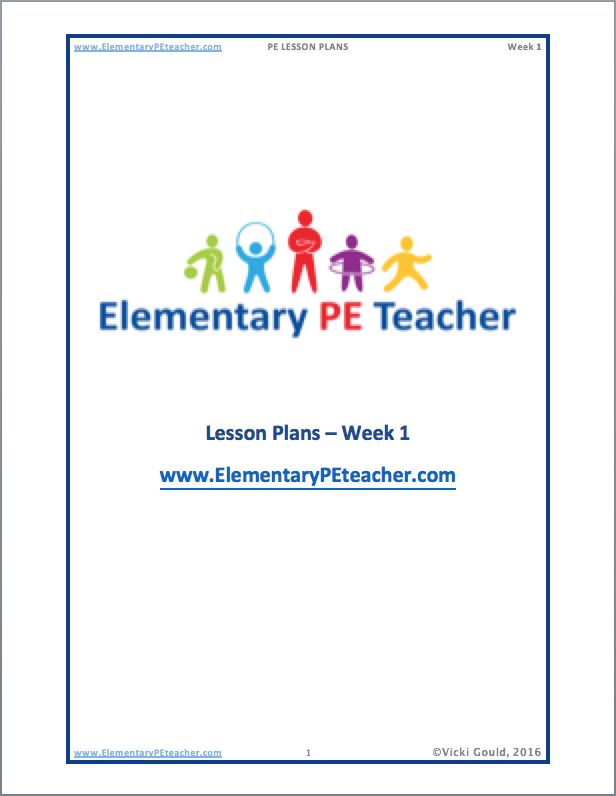 Physical Education Lesson Plans PE Pinterest Physical - Pe lesson plan template