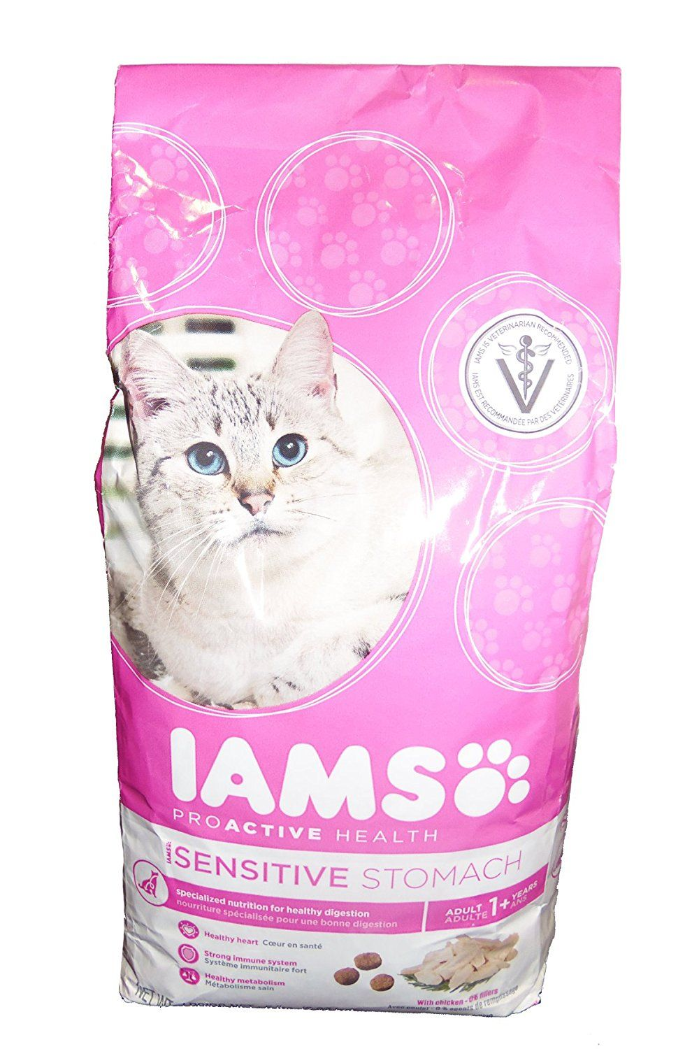 Iams Kitten Food Pate With Gourmet Chicken 3 Oz 24 Pack You