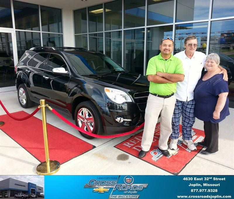 #HappyBirthday to Jack Stapleton from Solomon Bellis at Crossroads Chevrolet Cadillac!