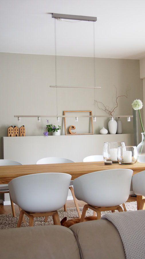 Ein Schones Zuhause Ist Wenn Sich Menschen Zusammen Wohlfuhlen Zu Besuch Bei Worta In Soest Moderne Esszimmer Mobel Wohnen Haus Deko