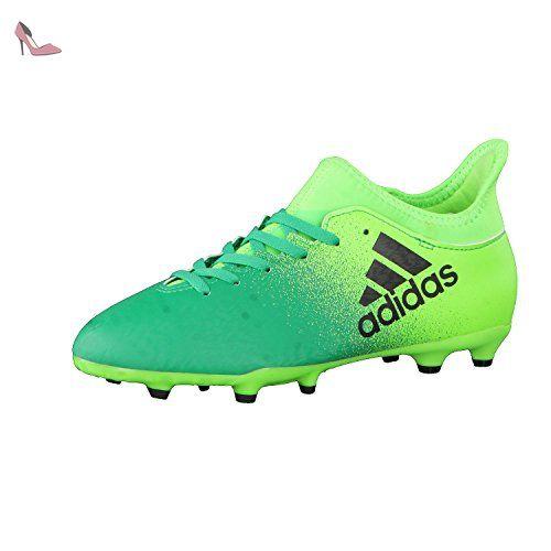 Adidas x 16.3 FG J – Chaussures montantes de fútbolpara