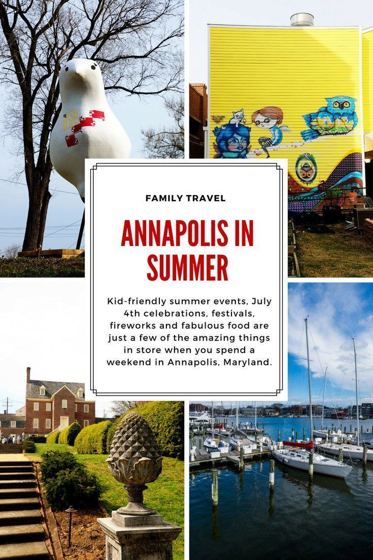 Best Maryland Summer Events To Explore In Annapolis With
