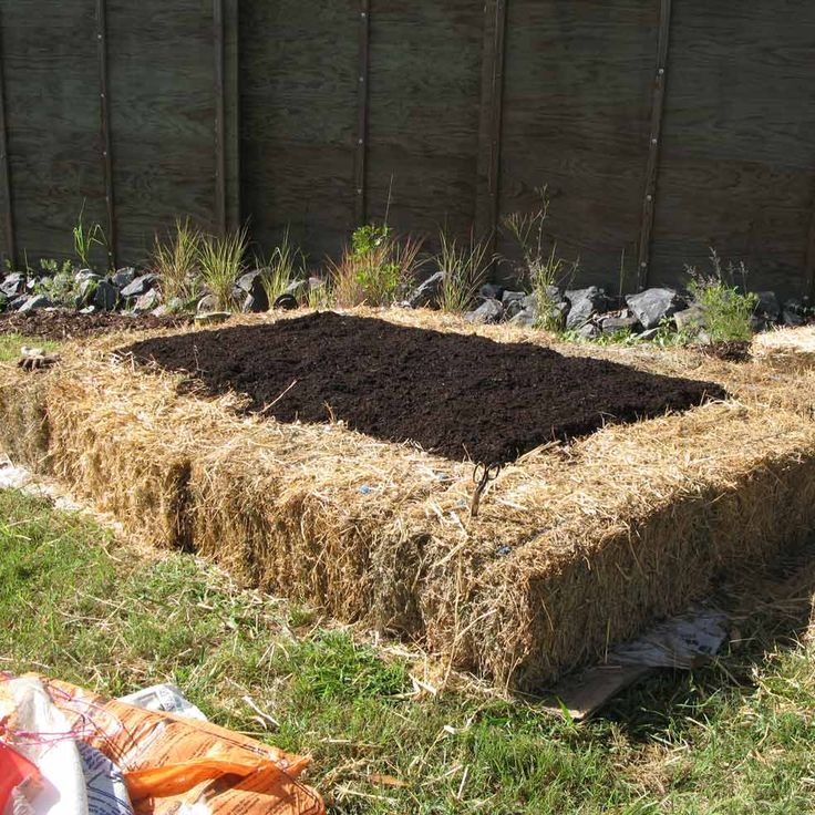 Charmant The No Dig Vegetable Garden And At The End Of The Season I Can Dismantle The