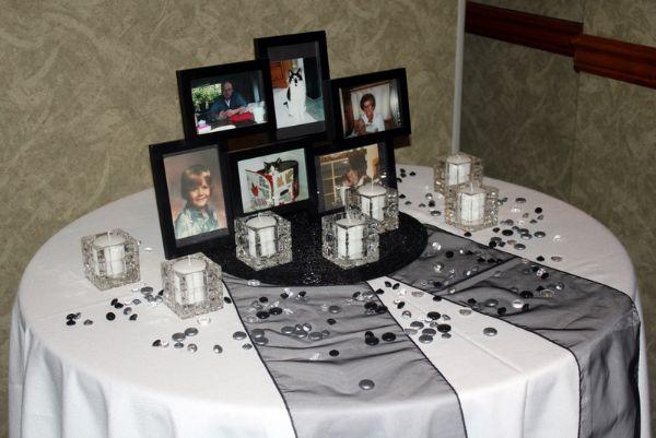 Best 25+ Wedding Memorial Table Ideas On Pinterest