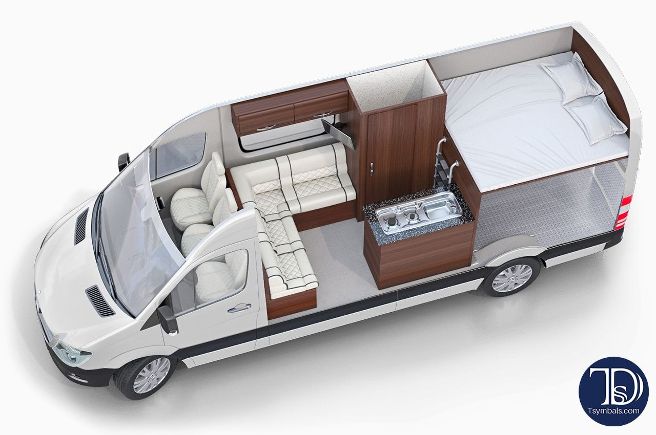 Motorhome 3d Rvs Layouts 3d Design Studio Motorhome