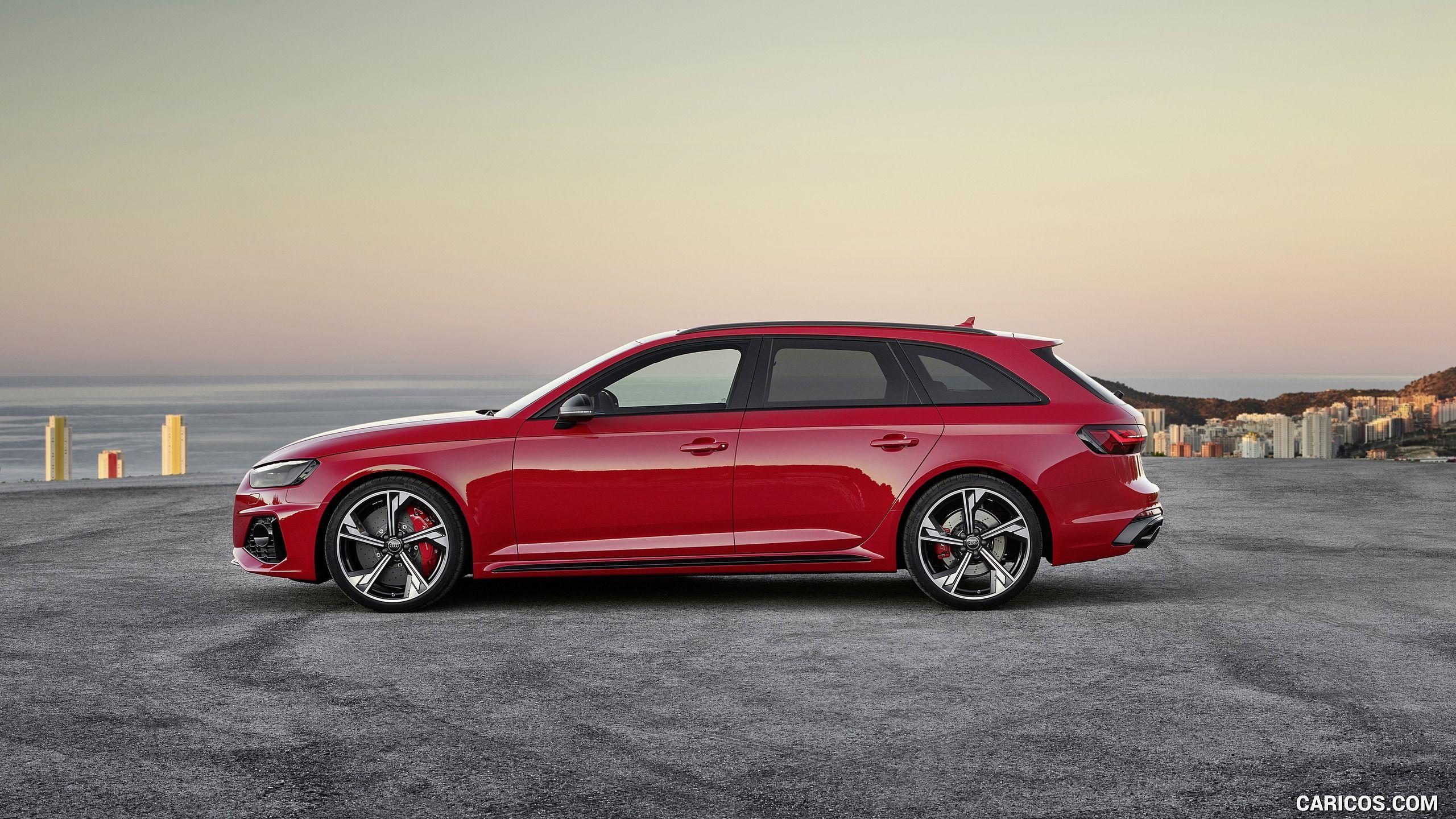2020 Audi Rs 4 Avant Color Tango Red Hd In 2021 Audi Rs 2020 Audi Audi