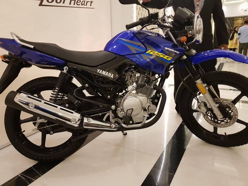 Yamaha Pakistan Revised The Prices Of Ybr125 Ybr125g And Yb125z Yamaha Upcoming Cars Cheap Bikes
