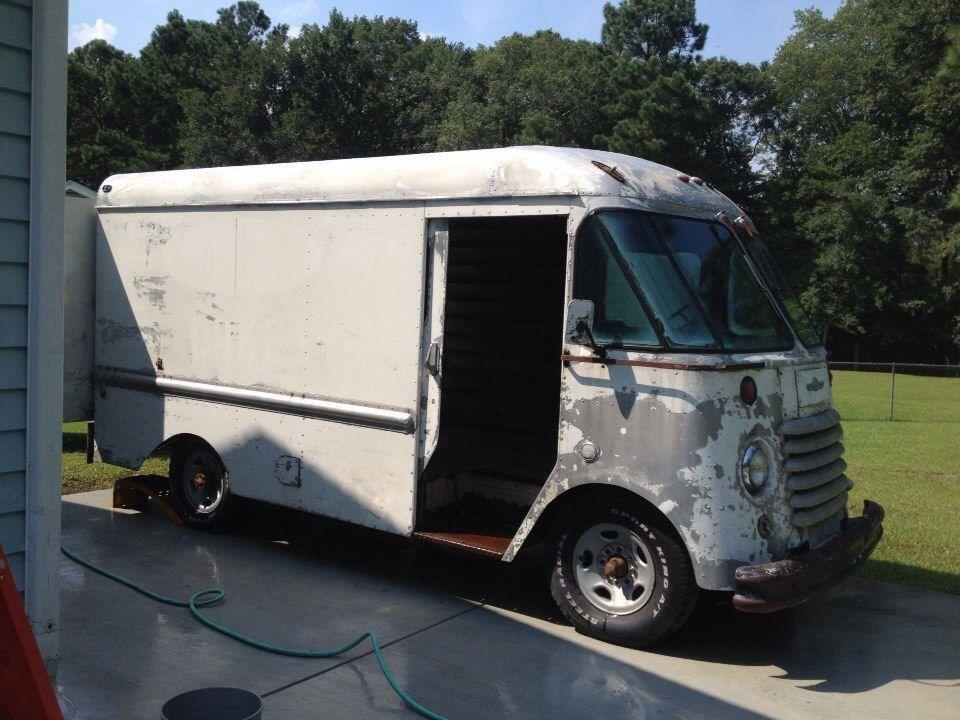 Chevrolet : Other Step Van