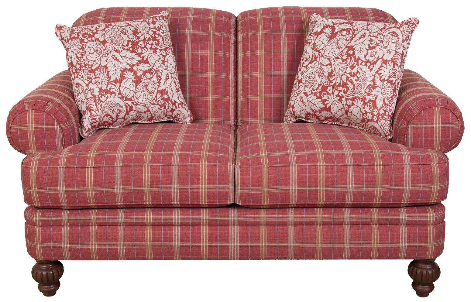 Bill Loveseat by England England furniture, Love seat