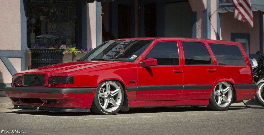 Metal Dikes Wagonation What S A Volvo Wagon Without Bumper