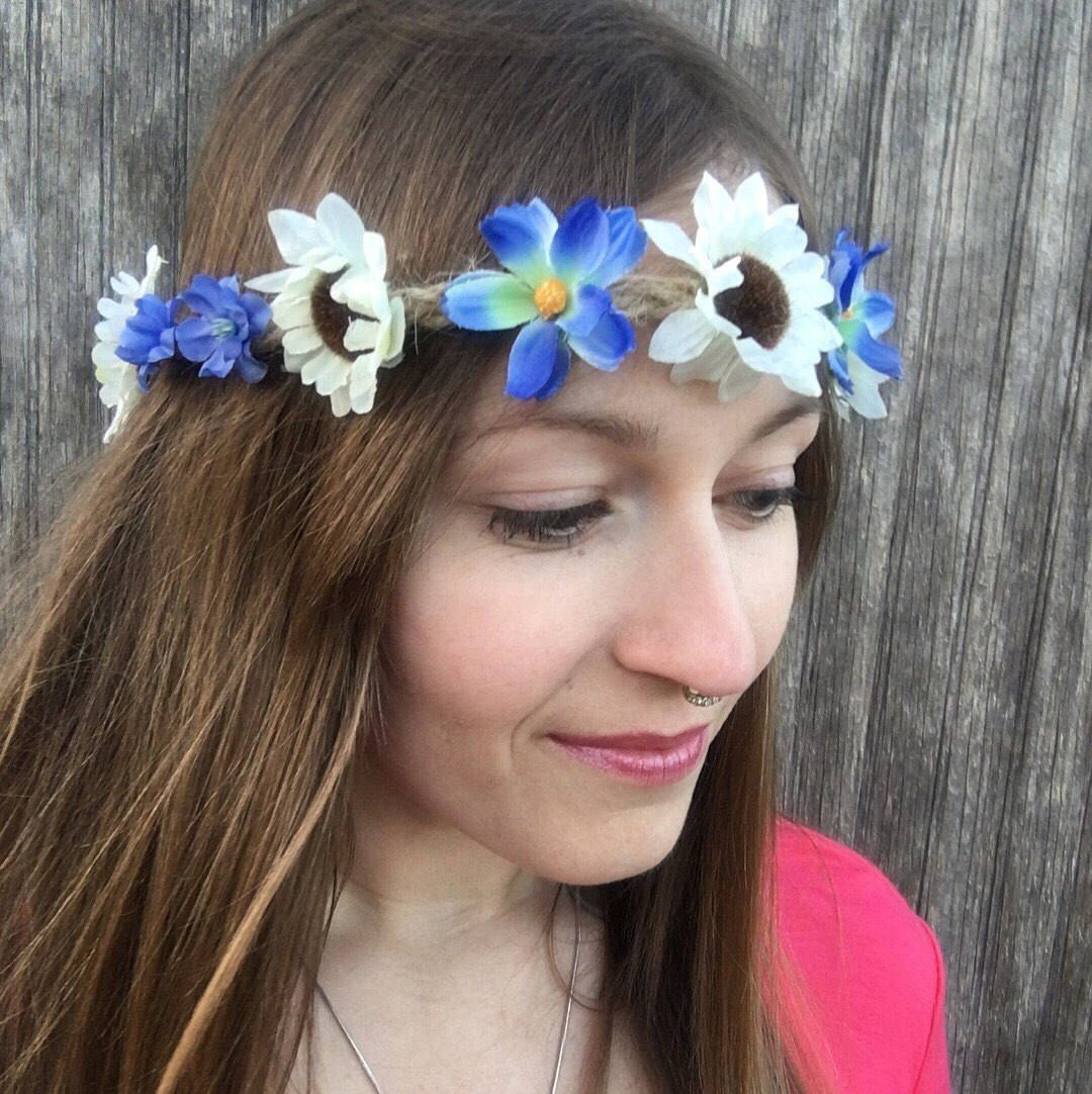 Excited To Share The Latest Addition To My Etsy Shop Flower Crown